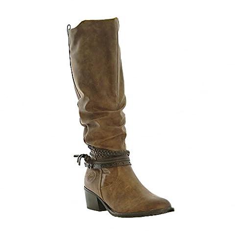 MARCO TOZZI Macro Tozzi Womens Boot Muscat 38