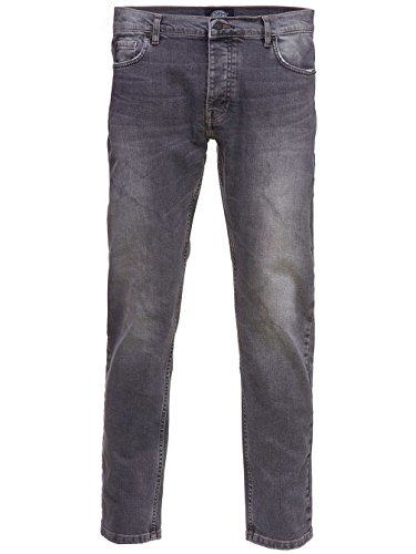 Dickies Herren Jeans North Carolina Mid Grey