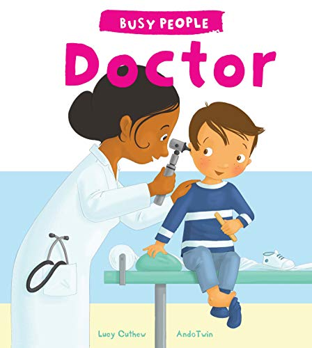 Busy People: Doctor por Lucy M. George
