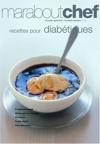 Recettes pour diabétiques par Elisabeth Boyer