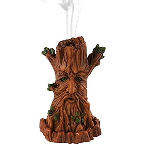 Jones Home and Gift Tree Man Incense Burner, Multi-Colour