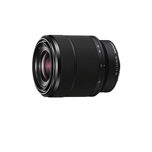 Sony SEL2870 E Mount - Full Frame 28-70 mm F3.5-5.6 Zoom Lens