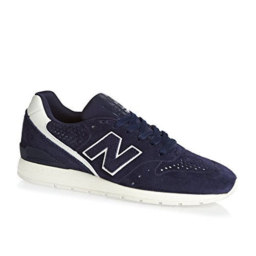 New Balance 996 Leather, Baskets Homme blue