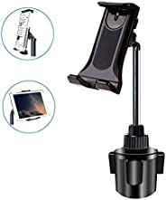 Tablet Car Mount for iPad, iPad Pro Car Holder, Cup Holder Tablet Mount for Car Truck Vehicle Heavy Duty Car C