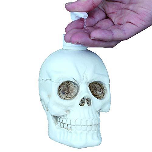 KXYF Creative Modellierung Seifenspender Drücken Sie Typ hampoo Lotionspender Badezimmer Dekoration Halloween (Drucken Sie Halloween-dekorationen)