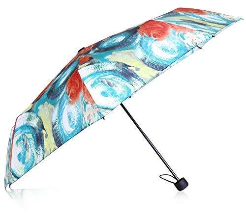 Nimble House Sky Blue Folding Umbrellas