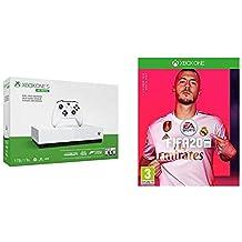 Xbox One S All digital + 1MXBL + FIFA 20