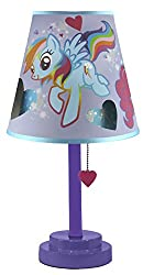 My Little Pony Die Cut Table Lamp