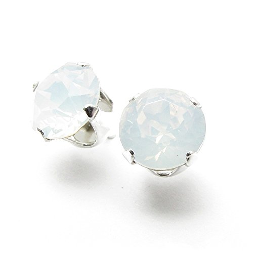 end-of-line-clearance-925-sterling-silver-stud-earrings-handmade-with-white-opal-crystal-from-swarov