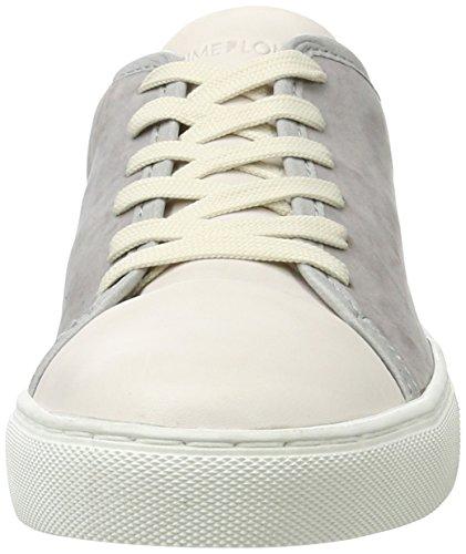 Londres grau Damen Grau Controvérsia Crime Sneaker pCwpHS