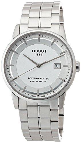 Orologio Tissot Luxury Automatic Cosc Chronometer certificazione Model T0864081103100da uomo [regular Imported Goods]