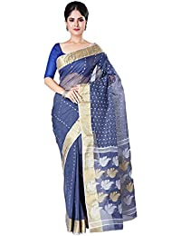Slice Of Bengal Light Weight Broad Border Cotton Taant Tangail Saree101001001206