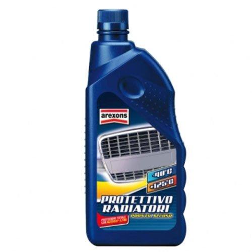 Protettivo radiatori 4,5L, antigelo, antiebollizione, anticalcare, protegge il radiatore