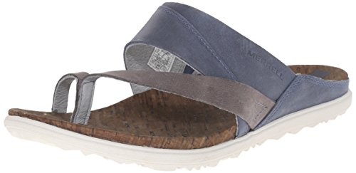 Merrell Around Town - Derby Femme Blau (Blue)