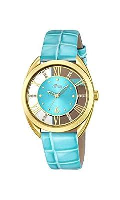 Lotus 18225/2 - Reloj de pulsera Mujer, Cuero