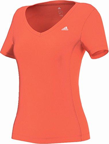Adidas Clima Essentials Tee-shirt pour femme orange