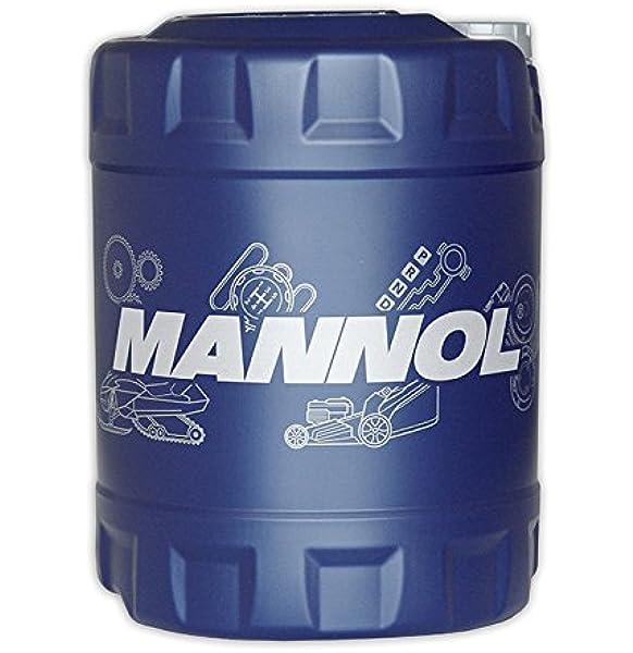 1 X 10l Mannol Atf Dexron Ii Automatic Automatikgetriebe Servo Öl Rot Auto