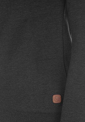 DESIRES Vicky O-Neck - Sweat-Shirt - Femme Dark Grey Melange