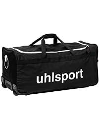 Uhlsport Basic Line 110 L Travel & Team Kitbag - Bolsa de Viaje con Ruedas (