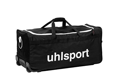 uhlsport Basic Line Travel & Team Bolsa, Unisex Adulto, Negro, XL