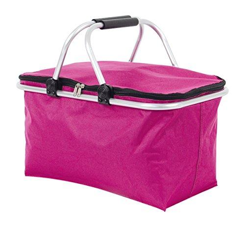 TLW direkt 1401 Einkaufskorb, pink