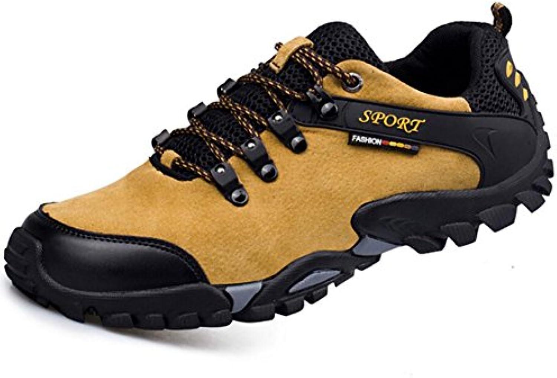 New Zapatos de Senderismo para Hombres 2018 New Spring/Fall Men Low Top Outdoor Sneakers Zapatos Casuales De Gran...