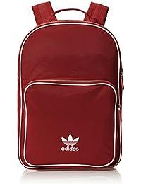 adidas Bp Cl Adicolor, Mochila Unisex Adultos, Rojo (Buruni), 24x36x45 cm (W x H x L)