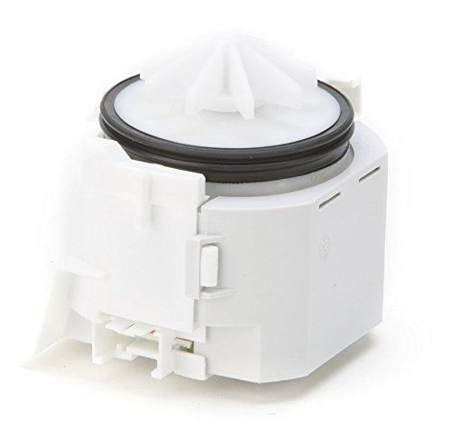 DREHFLEX® - LP47 - Laugenpumpe/Pumpe/Ablaufpumpe - passt für diverse Bosch/Siemens/Neff/Constructa Spülmaschine/Geschirrspüler - passend für Teile-Nr. 00611332/611332 - COPRECI