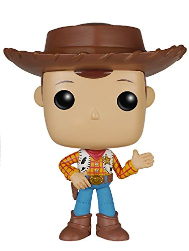 FunKo Pop Bobble Disney Toy Story Woody, 6877