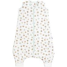 Saco de Dormir con Pies de Invierno Slumbersac para Bebé aprox.3.5 Tog - Búho