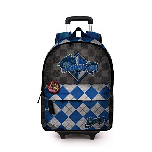 Karactermania Harry Potter Quidditch Ravenclaw-Mochila HS con Carro Mo