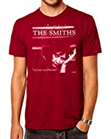 The Smiths Louder Than Bombs Men's Fashion Quality Heavyweight T-Shirt.