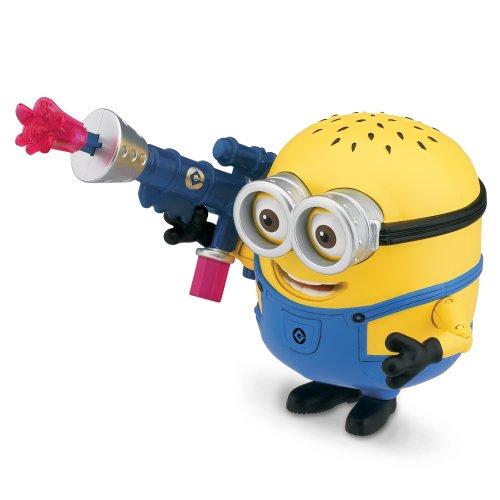 Verächtlich mir Deluxe Minion Jeryy mit Gelee Blaster Figur
