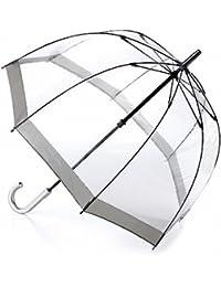Fulton - Parapluie cage d'oiseau - argenté