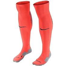 Nike Team MatchFit Core OTC Sock, Calcetines de Fútbol Unisex, Rojo/Granate/