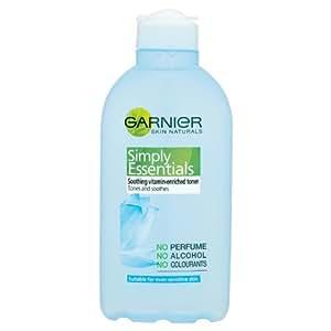 Garnier Simply Essentials Soothing Vitamin- Enriched Toner 200ml