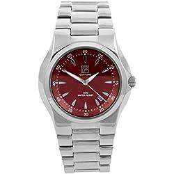 Fila Men's Quartz Watch 501220 with Metal Strap