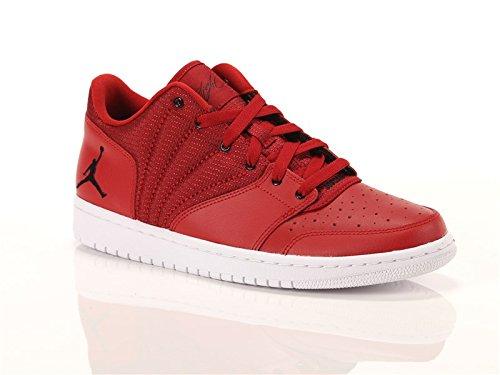 Nike Jordan 1 Flight 4 Low, Espadrilles de Basket-Ball Homme