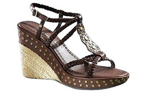 Per Brune Donne Sandaletten Scarpe Chillany EwUWFgqB