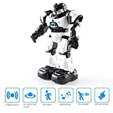#9: Crazon Smart Watch Enabled Gesture Sensing Remote Control Robot with Watch (Assorted Colour)