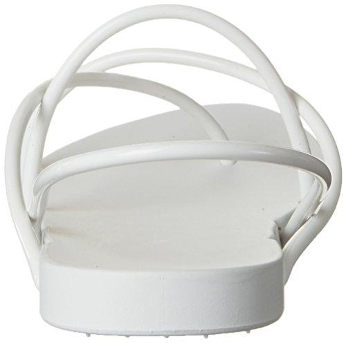 Ipanema Damen Philippe Starck Thing G Fem Zehentrenner Weiß (White/White)