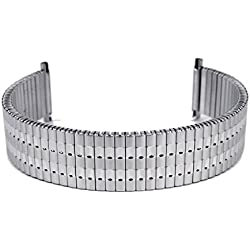 Flex Strap Flex Band Replacement Band stainless steel Strap 18mm - 20mm 23594