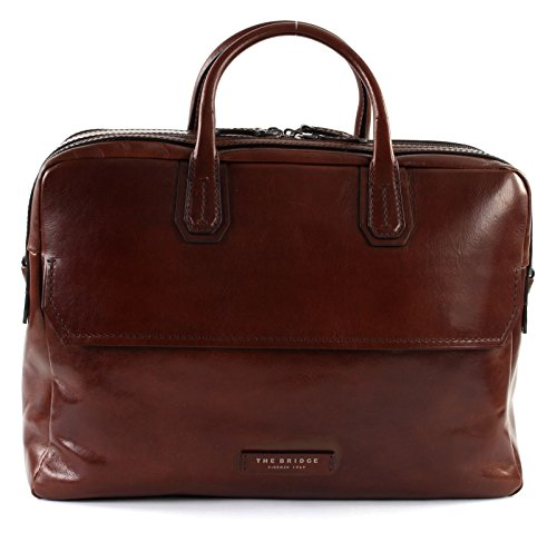 The Bridge Williamsburg Aktentasche 42 cm Brown