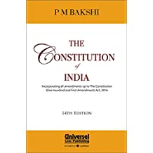 The Constitution of India (Pocket Edition) (Old Edition)
