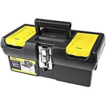 Stanley 1-92-064 - Caja de herramientas Millenium con cierres metálicos, 32cm