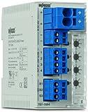 WAGO–Schiene DIN Stromversorgung von Stromversorgung (din-rail) EPSITRON 24V DC/6A 2x