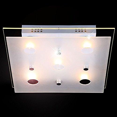 Superb 15W LED Deckenleuchte Wandleuchte Badlampe Badleuchte Decken Lampe  Deckenlampe, Modell Candor Great Ideas