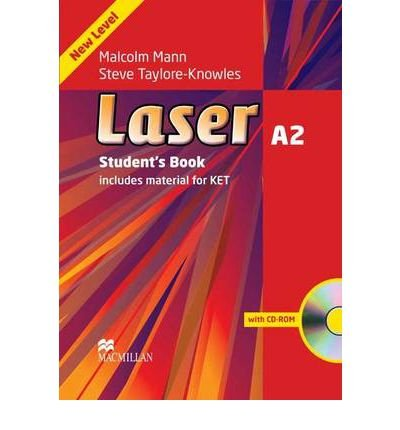 [(Laser A2: Student's Book + CD-ROM Pack)] [ By (author) Steve Taylore-Knowles, By (author) Malcolm Mann ] [January, 2012]