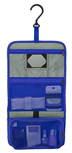 Eagle Creek Kulturbeutel Pack-It Original™ Slim Kit Hygienetasche mit Spiegel, blue sea