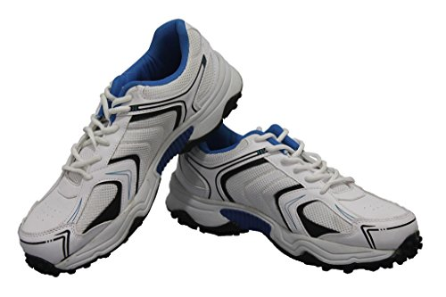 SG Scorer Rubber Spikes Cricket Shoes, Size- 9 UK  available at amazon for Rs.1099